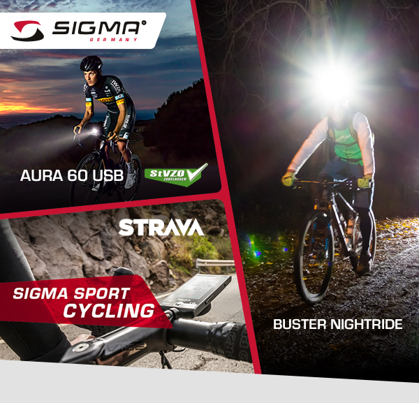 SIGMA SPORT - Newsletter